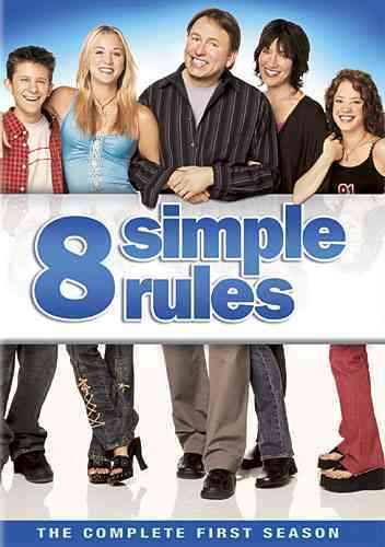8 SIMPLE RULES:COMPLETE FIRST SEASON BY 8 SIMPLE RULES (DVD)